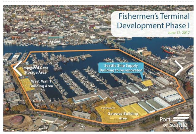 Seattle Fishermens Terminal Rebuild Could Double Commercial Fishing